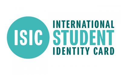 ISIC karty pro žáky 1. ročníku